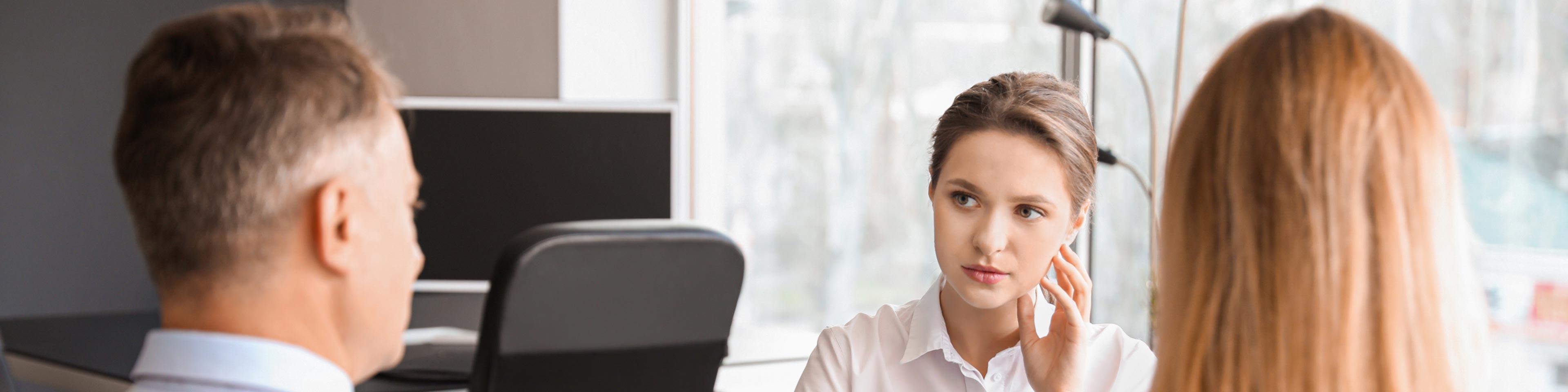 supervisor deciding whether to give employees raises