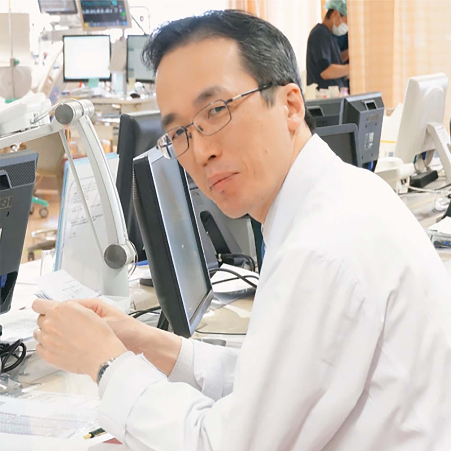 Dr. Toshio Fukuoka