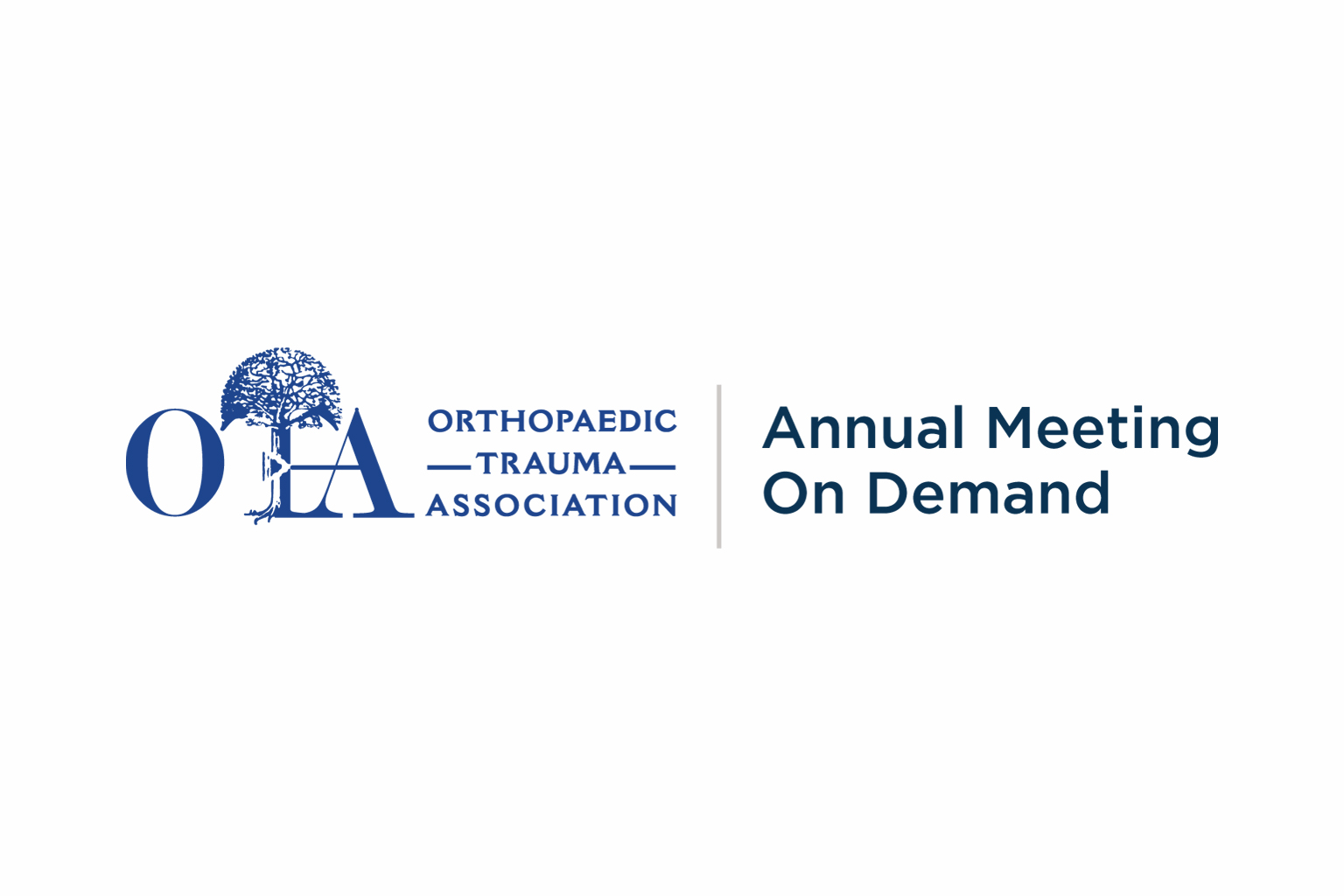 Orthopaedic Trauma Association OnDemand logo