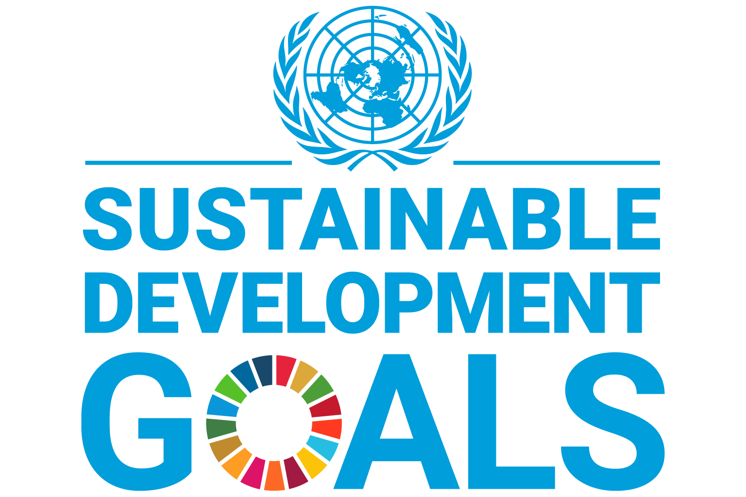 Sustainable Development Goals horizontal logo