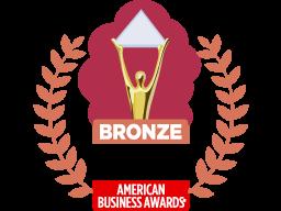 2021 Bronze Stevie Winner American Business Awards