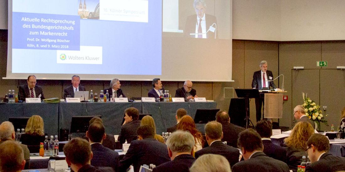 Kölner Symposium – Umbrüche in der Rechtsprechung sorgen für Diskussionsstoff