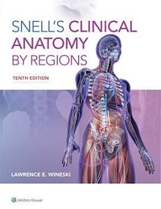 Snell's Clinical Anatomy by Regions book cover