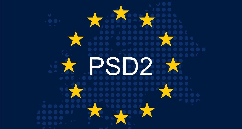 PSD2 EU vlag