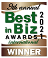 Best in Biz Award