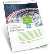 OneSumX IFRS Stress Testing Solution Primer