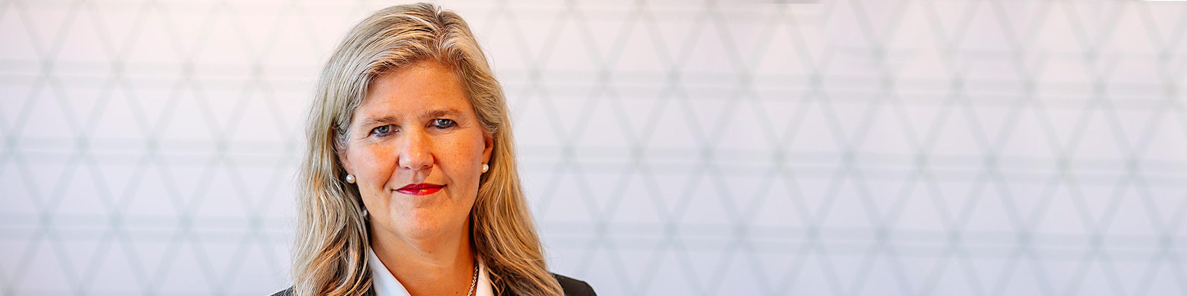 Karin Apelman generalsekreterare FAR Foto Kristofer Hedlund