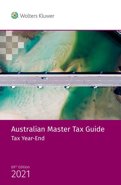 Australian Master Tax Guide