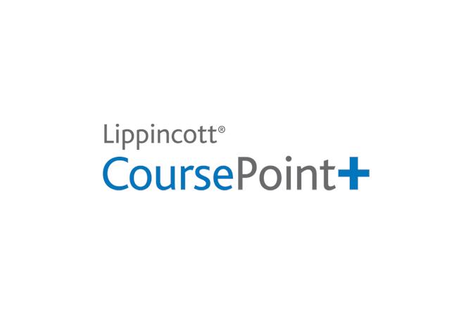 Lippincott CoursePoint+ logo