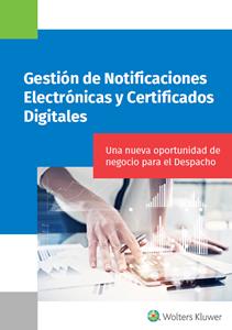 ebook Gestión de Notificaciones Electrónicas y Certificados Digitales