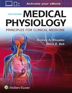 Medical Physiology book cover