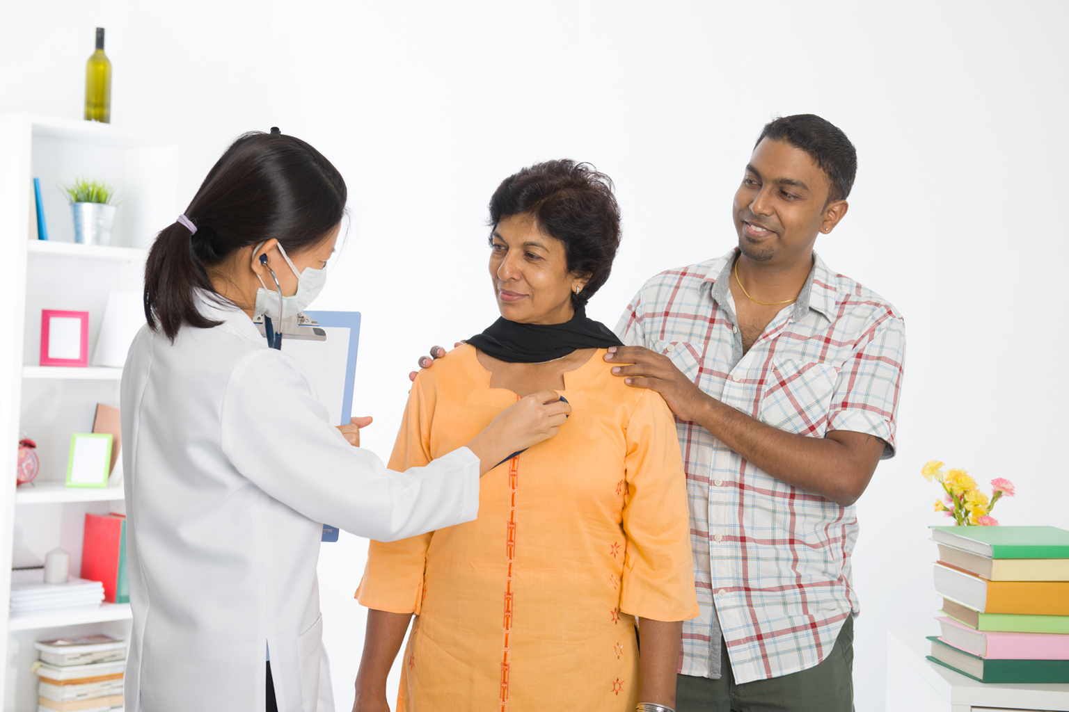 Bringing patients back: Five ways to make patients feel safe
