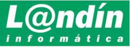 Logo landin