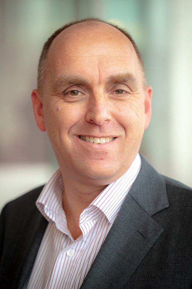 Peter Kruysifix, Vice President, Internal Audit