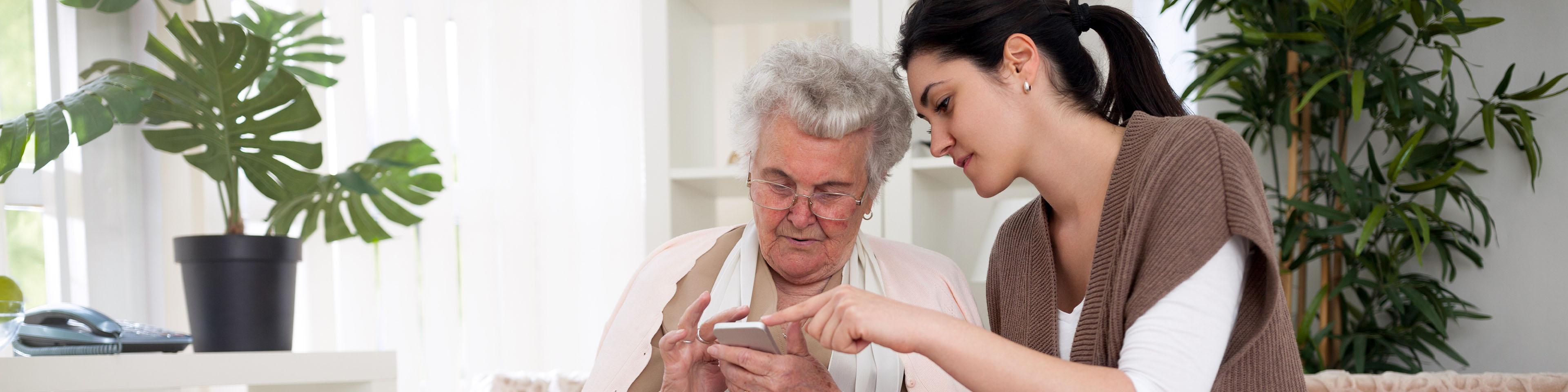 EI Header Digitale Pflege