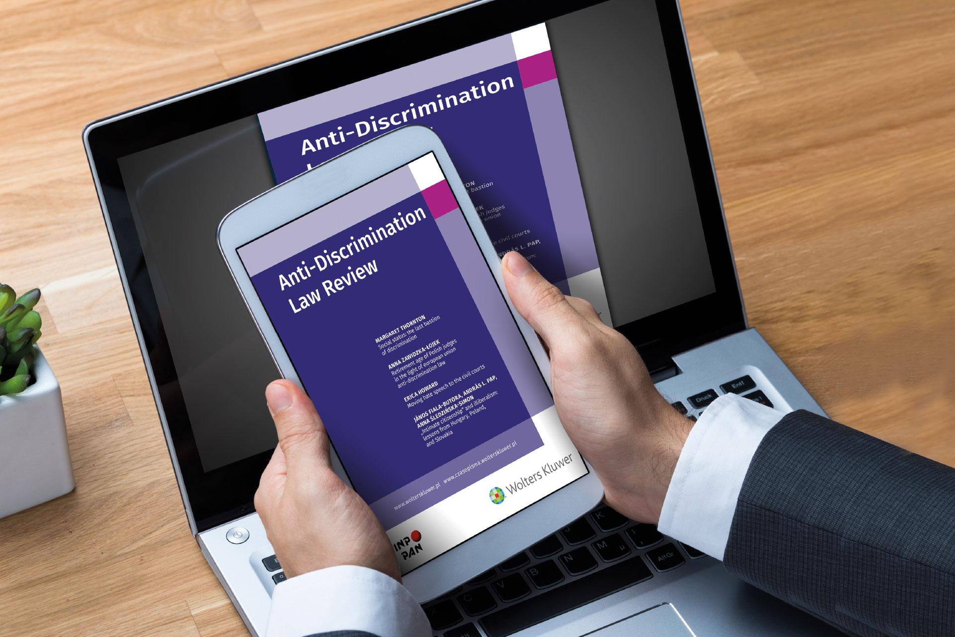 Anti Discrimination Law Review
