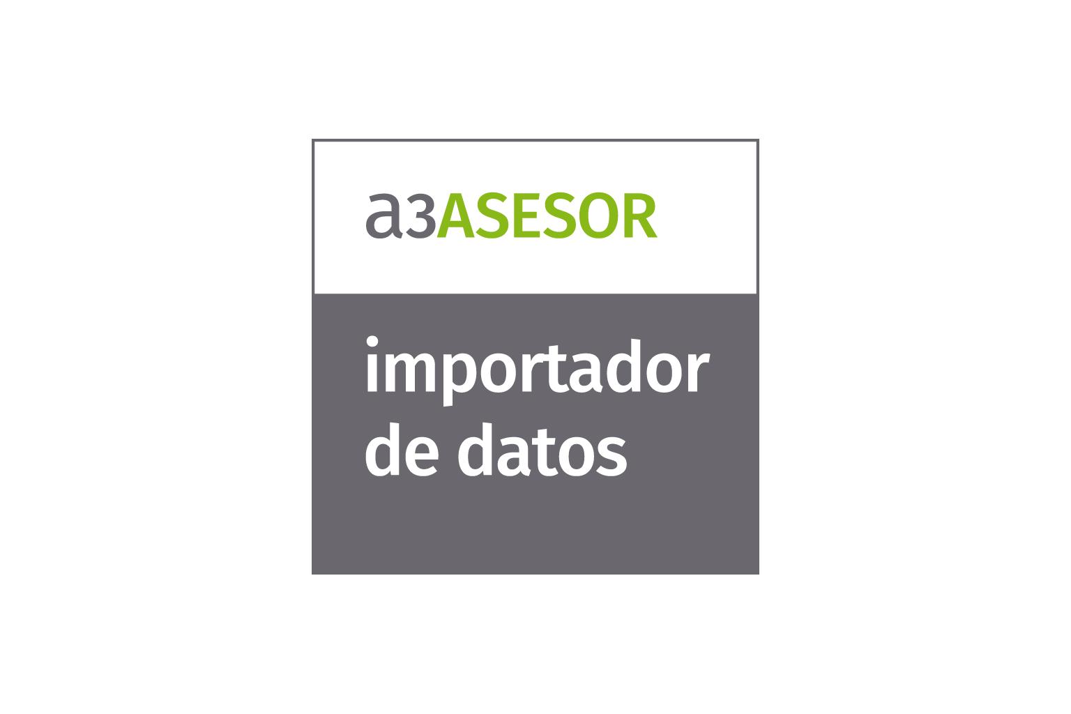 a3ASESOR-importador-de-datos