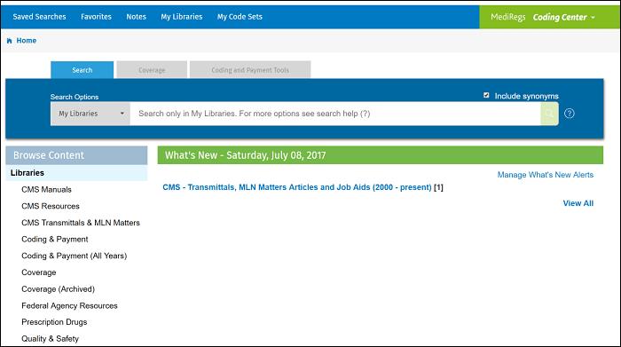 mediregs-healthcare-coding-center-dashboard-opt