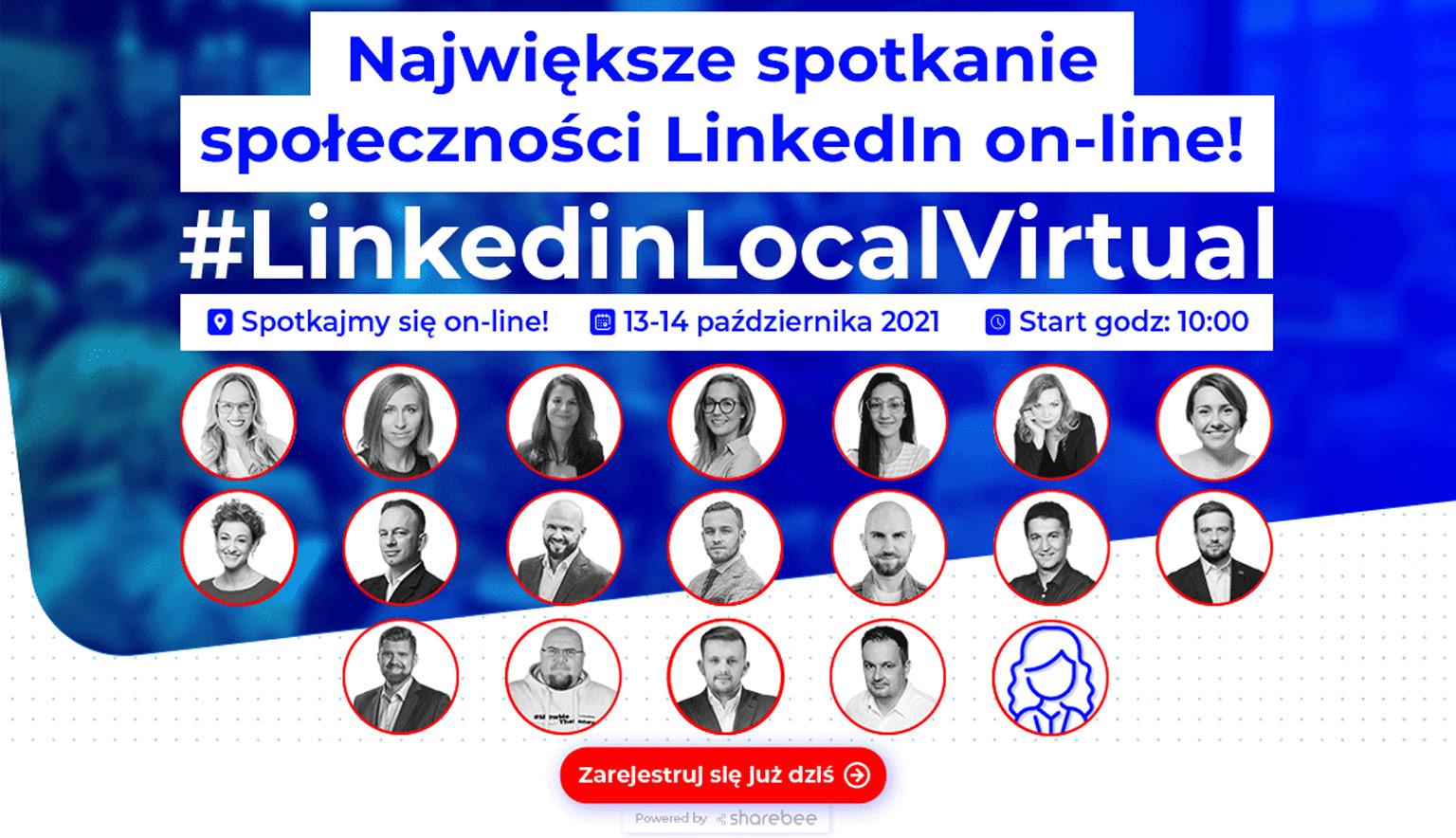 linkedin local virtual