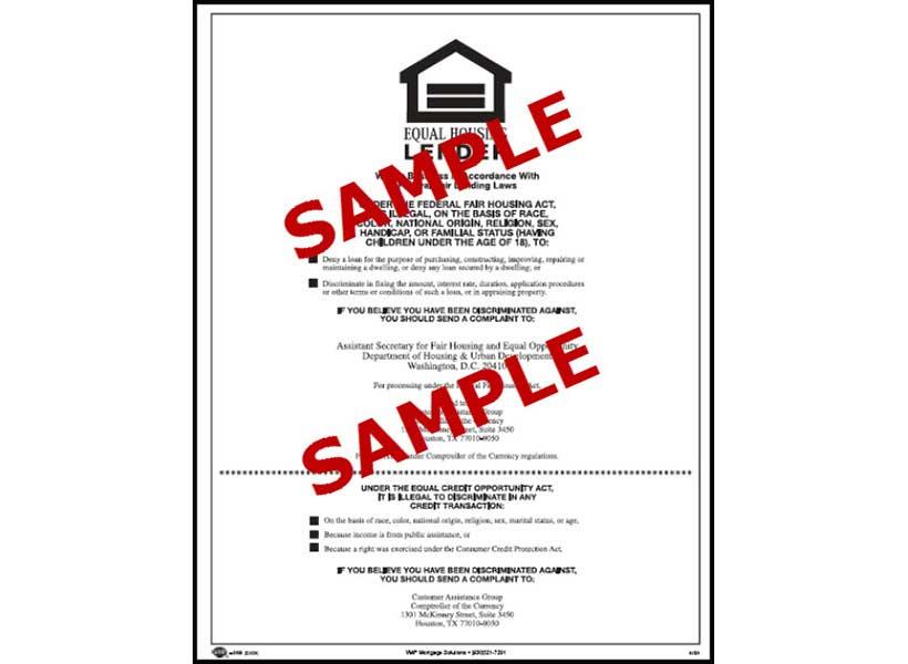 Equali Housing Lender OCC