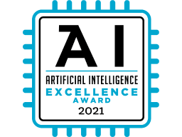 Artificial Intelligence Excellence Award 2021