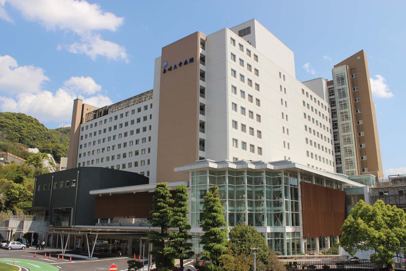 case study - Nagasaki University Hospital