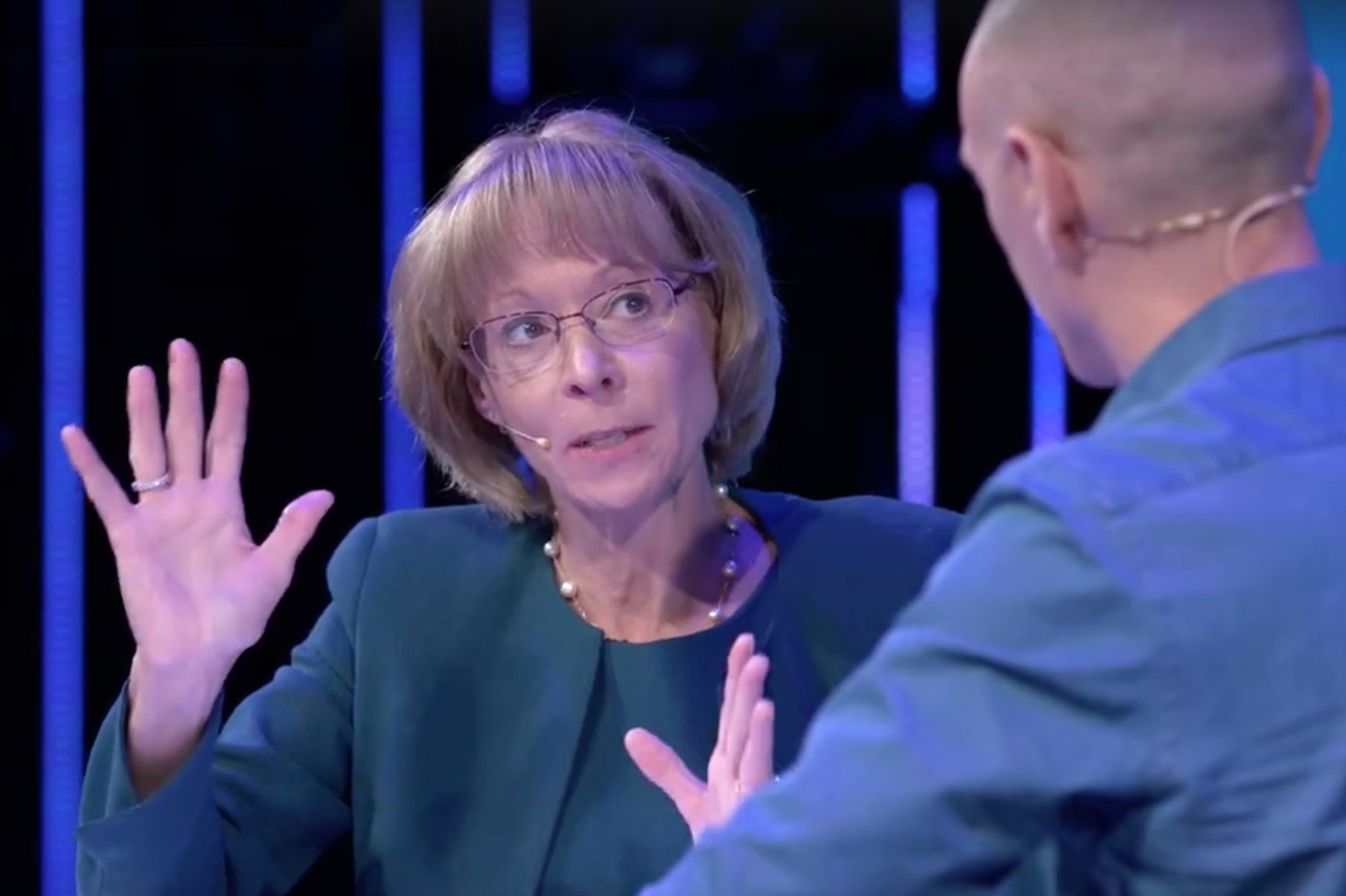 Interview with Nancy McKinstry
