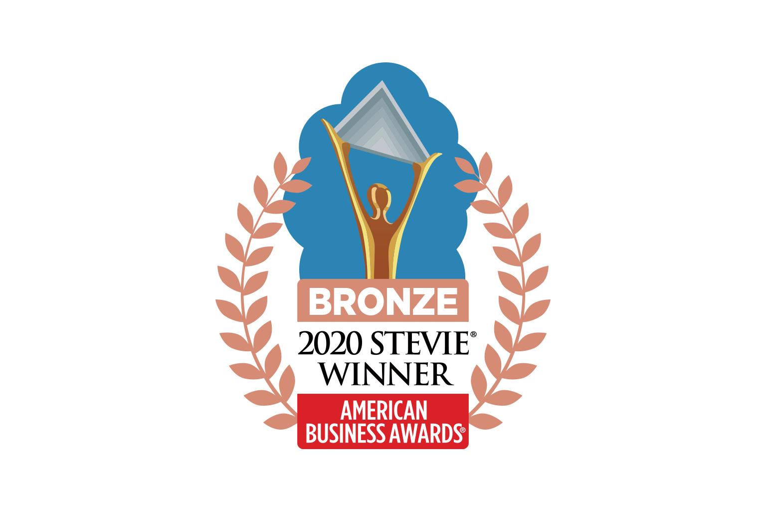 2020 ABA Stevie Bronze