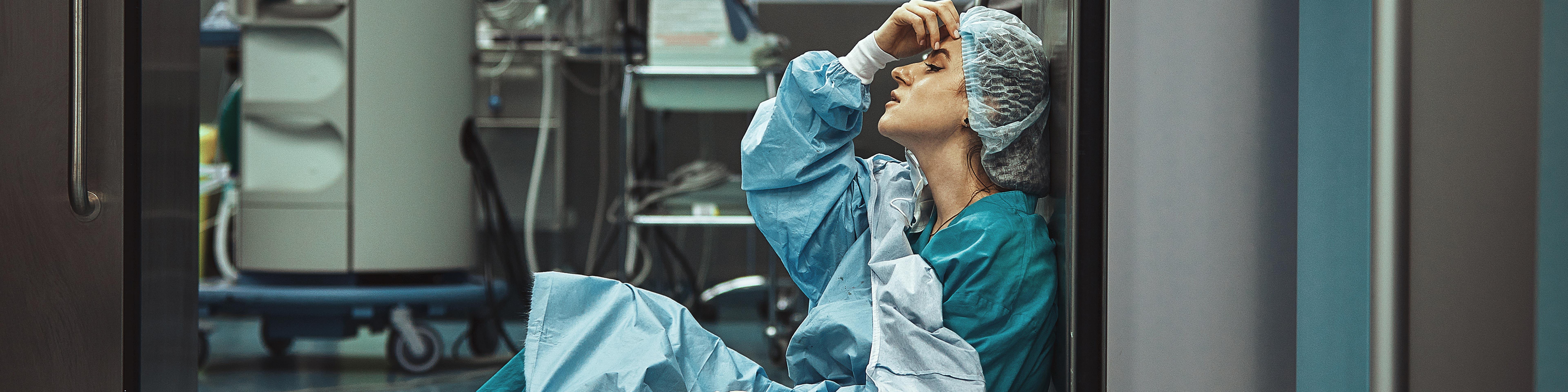 Avoiding Burnout in Nurse Leaders
