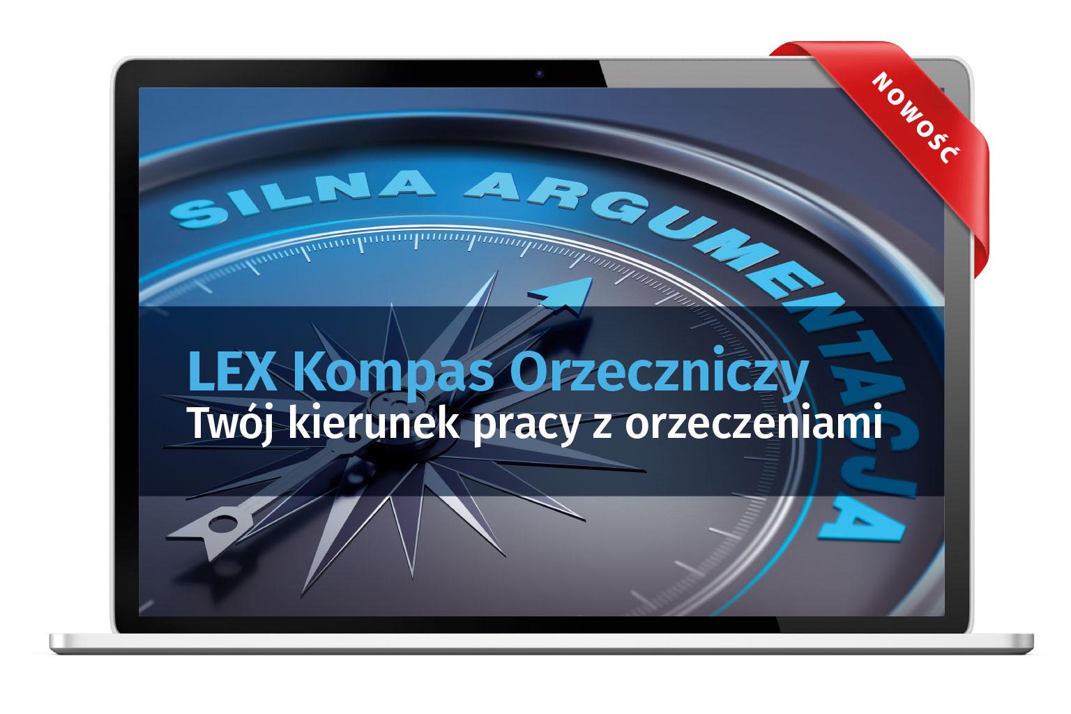 LEX Kompas Orzeczniczy