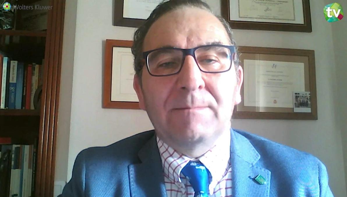 Luis Jos, Inspector Jefe de la AEAT