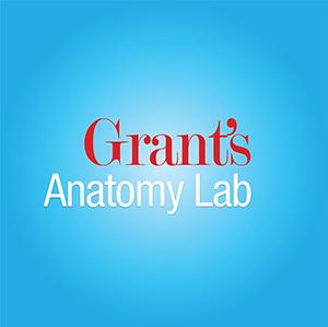 Grant's Anatomy Lab logo