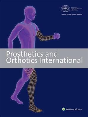 Prosthetics and Orthotics International