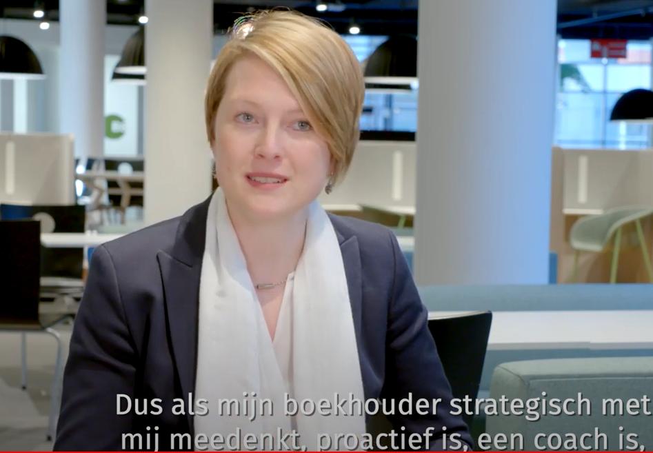 Sarah Vandewoude (SideWays Consulting) schetst haar verwachtingen van de moderne boekhouder.