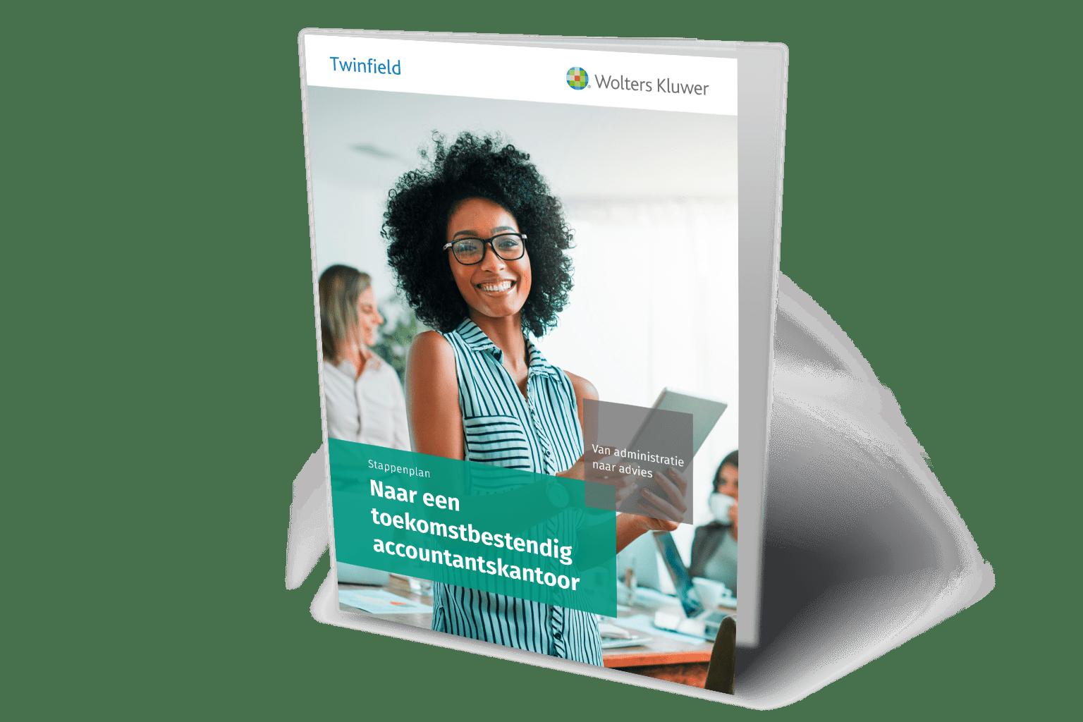 Cover stappenplan Naar een toekomstbestendig kantoor