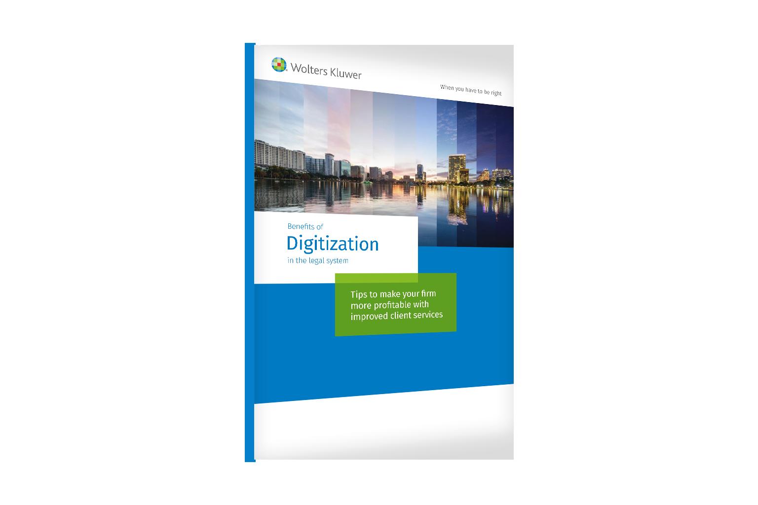 Výhody digitalizace v právním prostředí