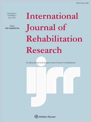 International Journal of Rehabilitation Research