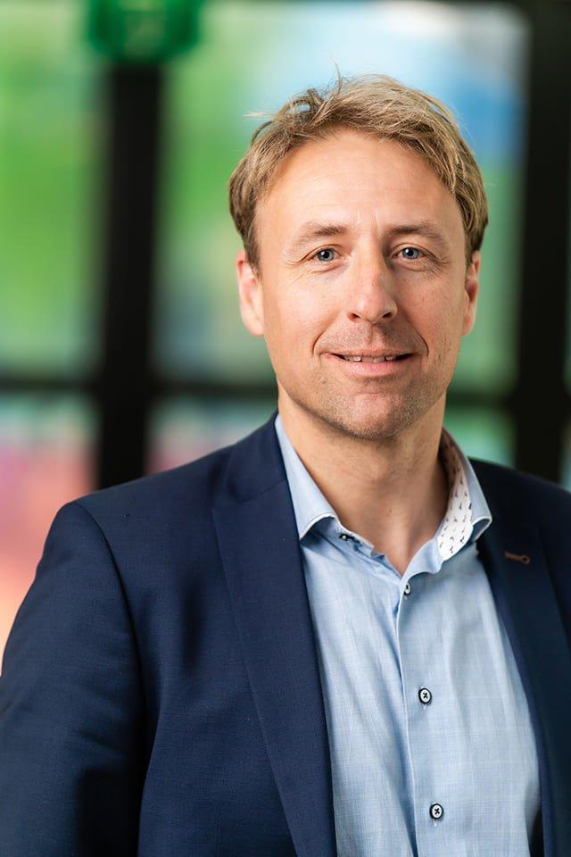 Frank Neerhof, Operationeel Manager Alure, verantwoordelijke voor Training & Consultancy
