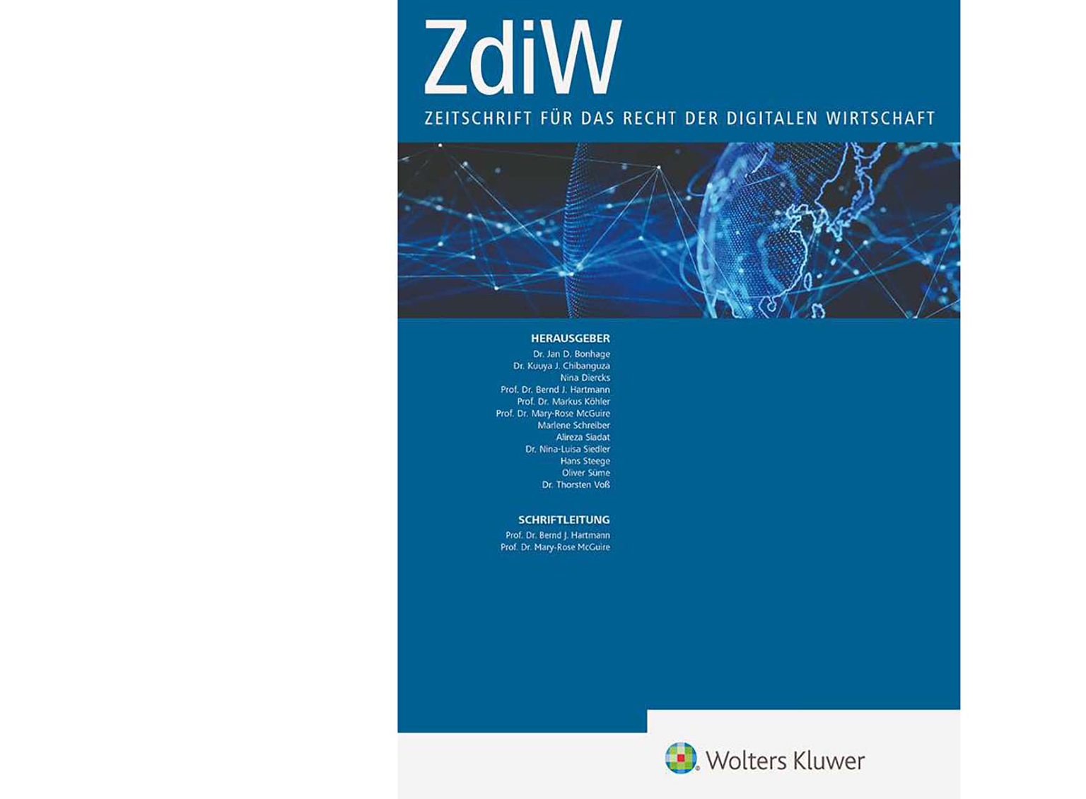 ZdiW - Zeitschrift Cover