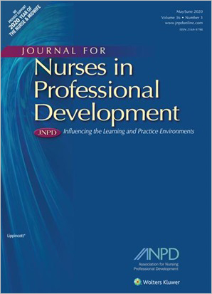 Journal for Nurses in Professional Development