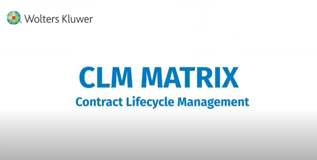 CLM Matrix