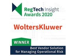 RegTech Insight Awards 2020