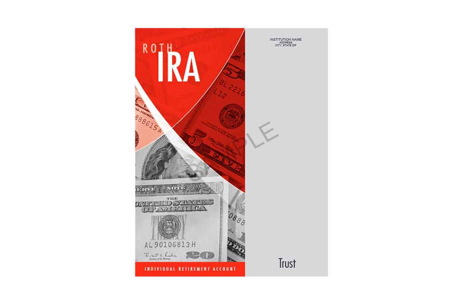 Roth IRA organiser - trust sample