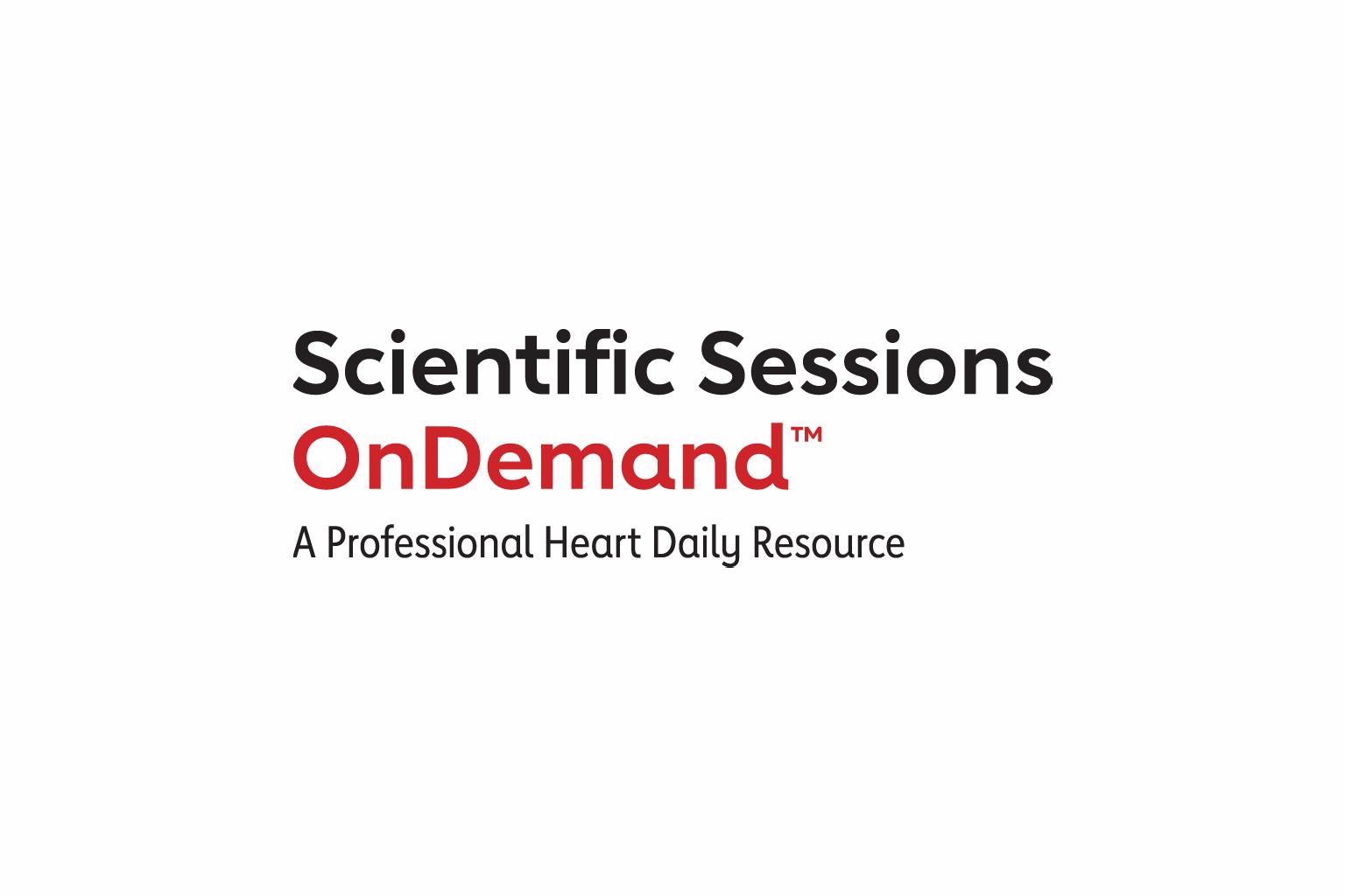 AHA Scientific Sessions OnDemand logo