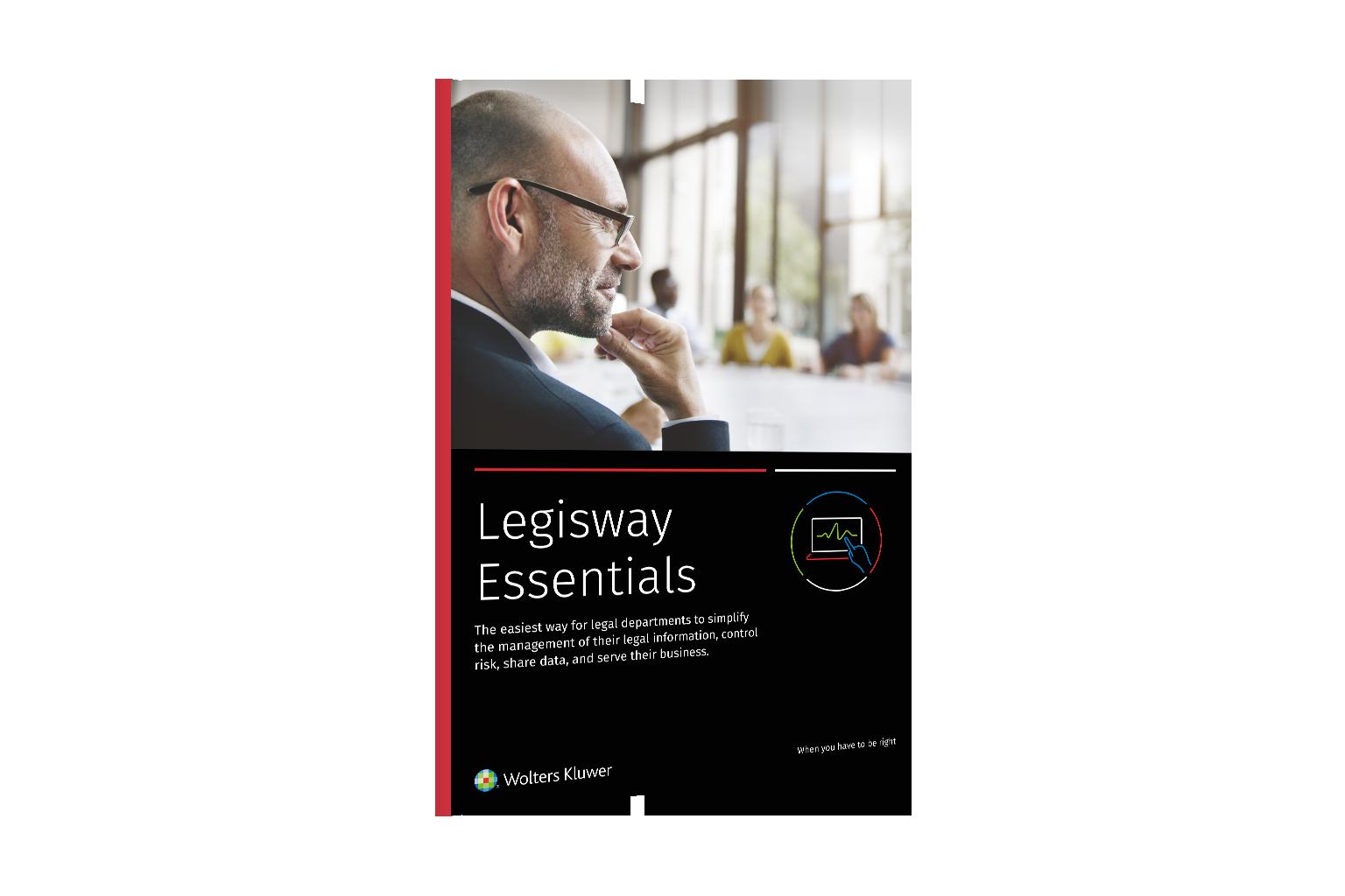Legisway Essentials Brochure