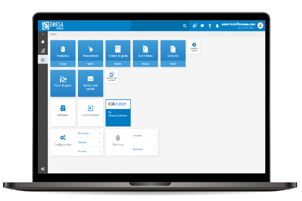 TPV CLOUD, el primer TPV online integrado totalmente con a3factura