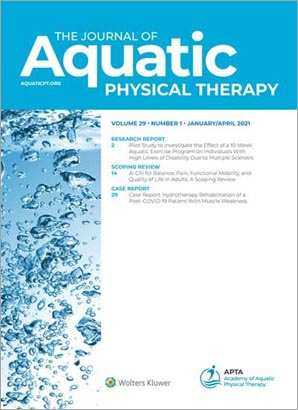 The Journal of Aquatic Physical Therapy