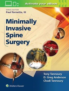 Minimally Invasive Spine Surgery book cover