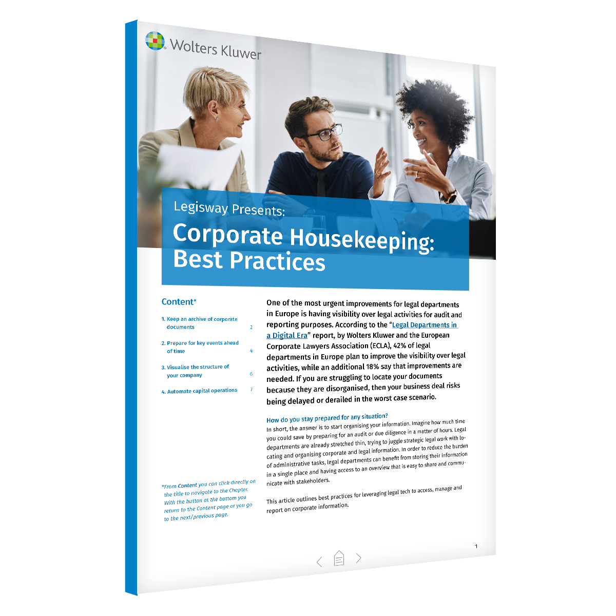 Content container's image - Corporate Housekeeping