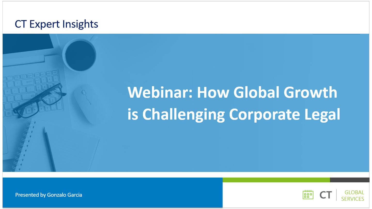 Webinar: How Global Growth is Challenging Corporate Legal